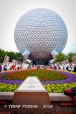 Spaceship Earth the symbol of EPCOT