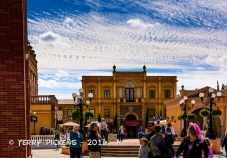 Italy Pavilion Plaza