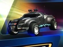 Terry's vehicle
