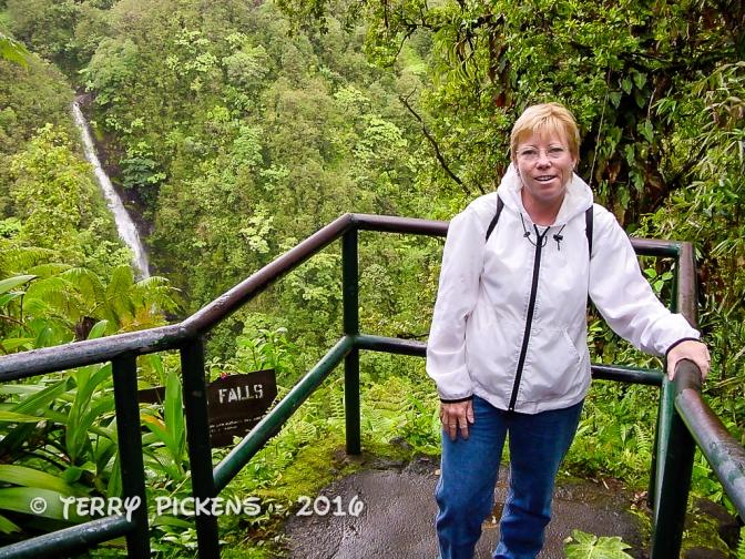 Akuka Falls Hawaii