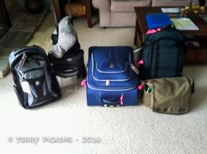 2014 Scandinavian luggage - don't tell me you can not travel with medical equipment