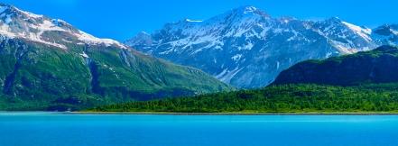 Glacier Bay Pano