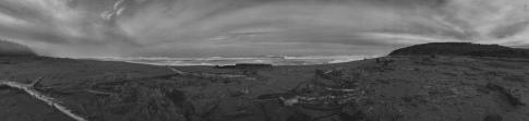 Seashore at Orick