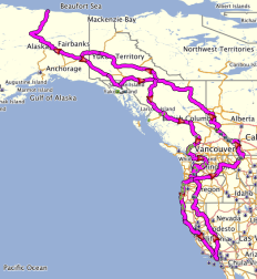 Possible Alaska Journey