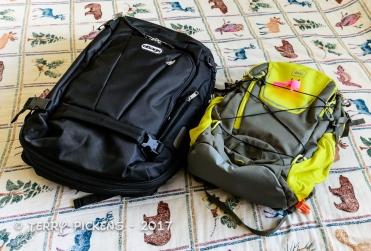 Empty bags