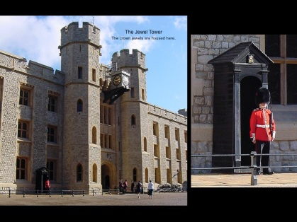 The Jewel Tower