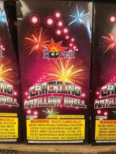 Now these are fireworks