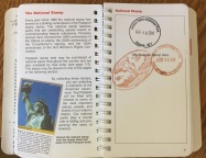 Passport entries