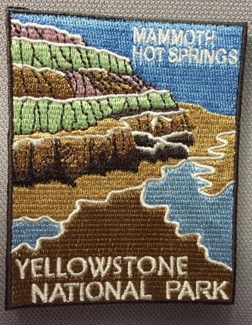 Yellowstone patch