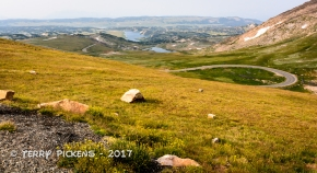 View from Beartooth Highway