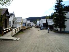 Barkerville from Google