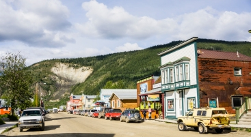 Town of Dawson Photo by others from Google