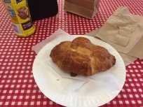 Delicious Ham and Cheese Crescent from Kohens'
