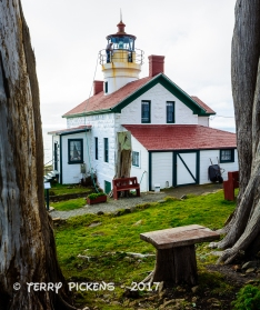 Battery Point Lighthouse, Crescent City, CA