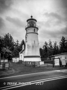 Umpqua Lighthouse today
