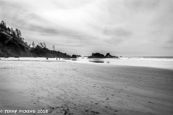 Indian Beach, Ecola State Park