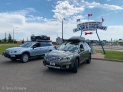 Alaskan Hwy sign 1
